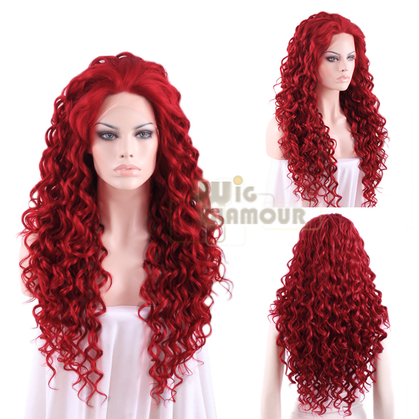 26-034-Long-Spiral-Curly-Blonde-Pink-Red-Green-Lace-Front-Synthetic-Wig